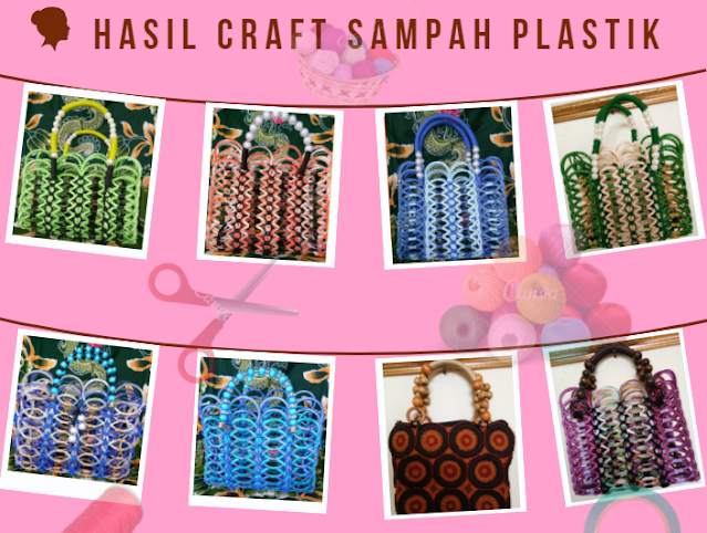 Craft Sampah Plastik