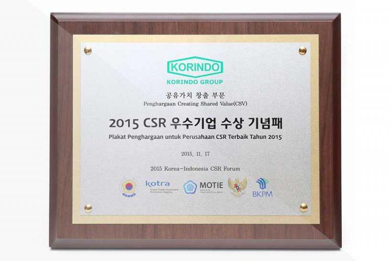 korindo-group-awards-2015-Best-CSR-Company-Award-from-Kotra-Motie-BKPM