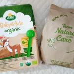 Menstimulasi Kecerdasan Anak Bersama Susu Arla Baby & Me Organic