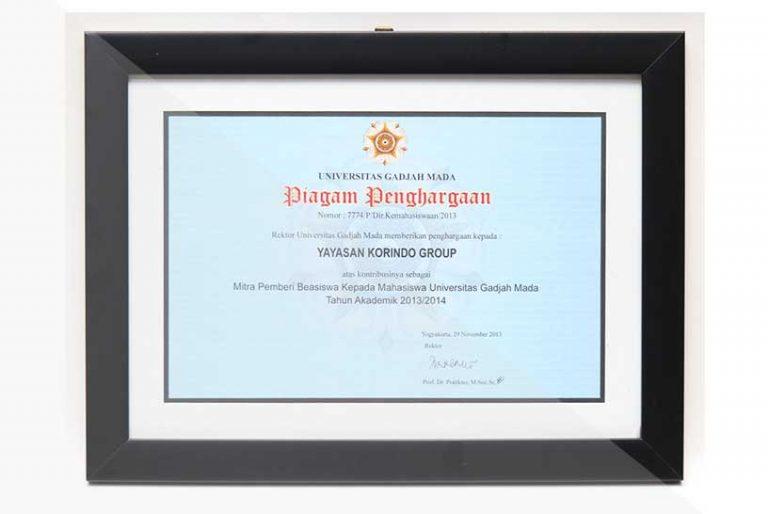 korindo-group-awards-2014-Scholarship-Award-from-the-University-of-Indonesia