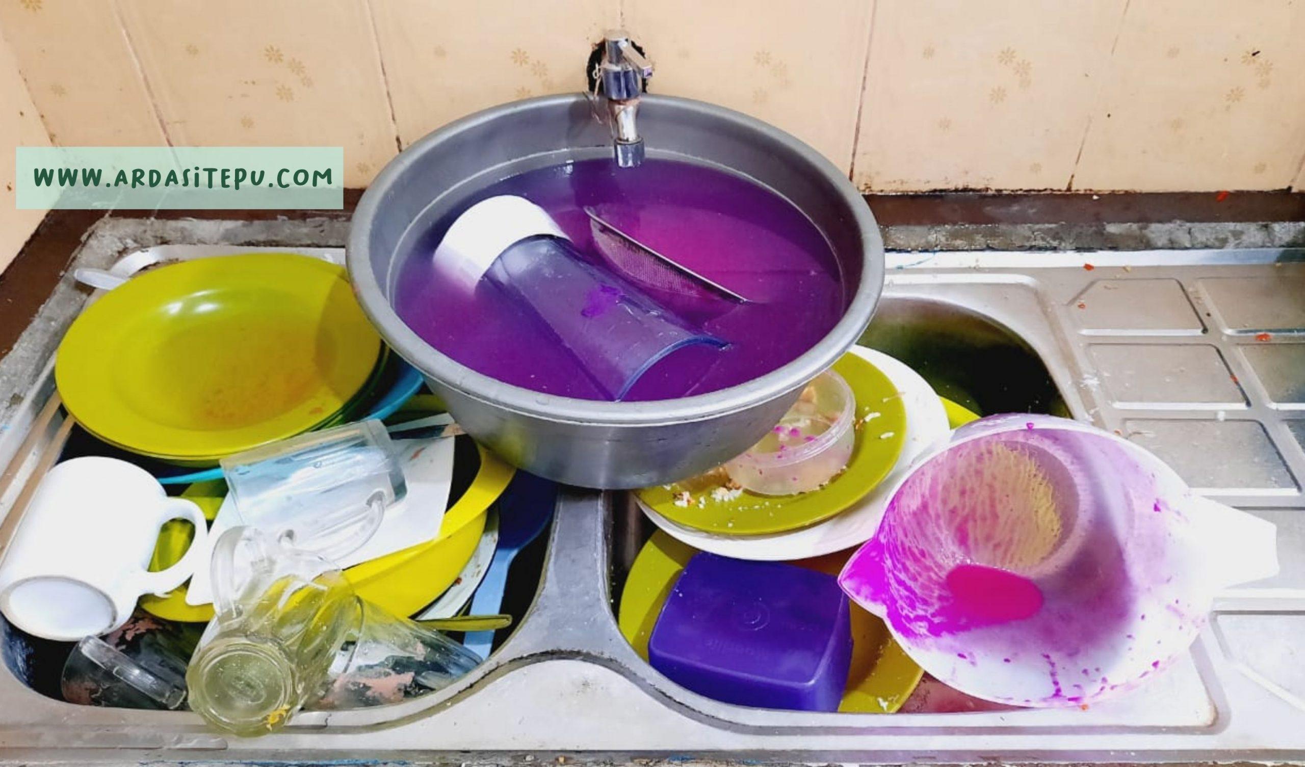 Cuci Dengan Ekonomi