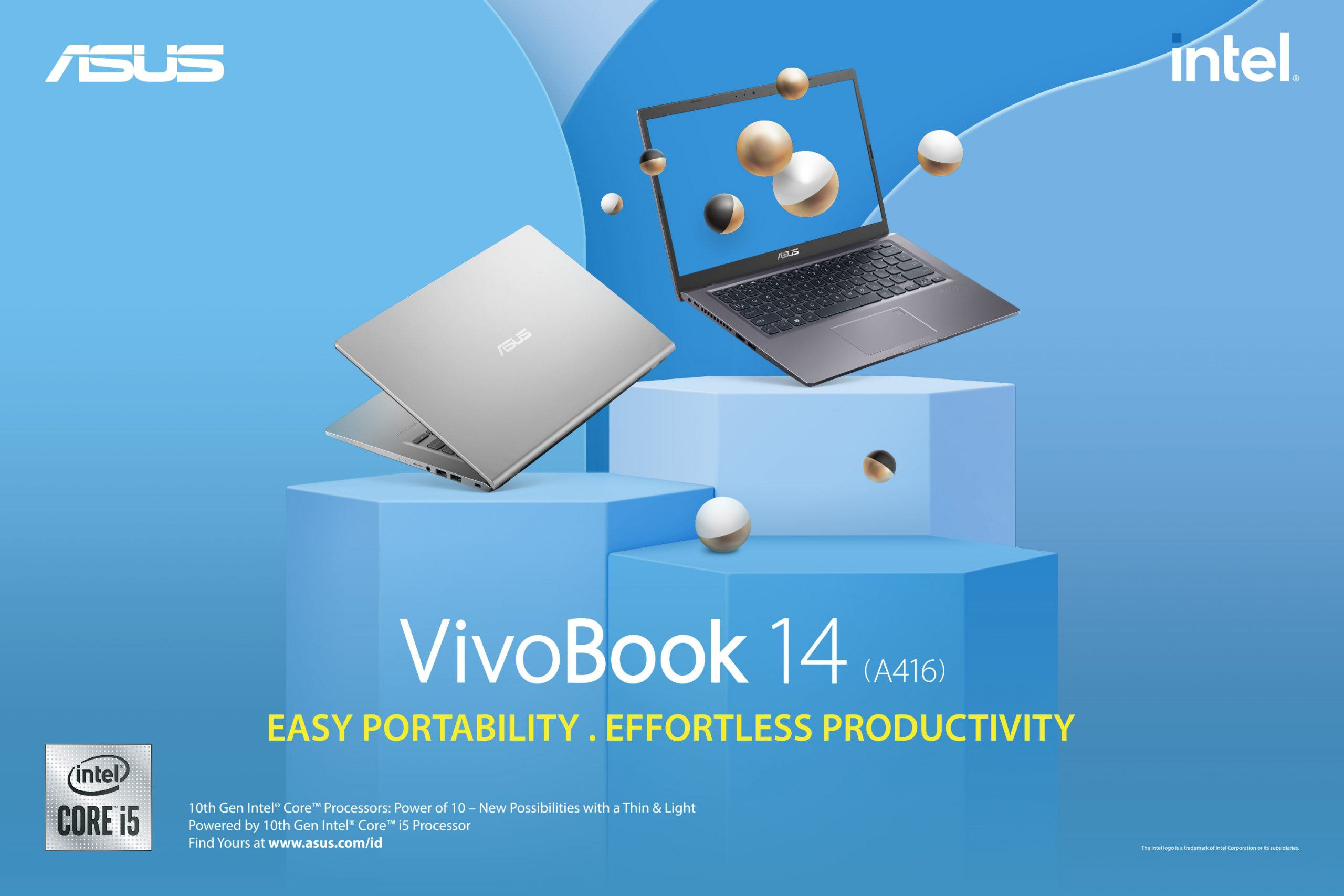 ASUS VivoBook A416