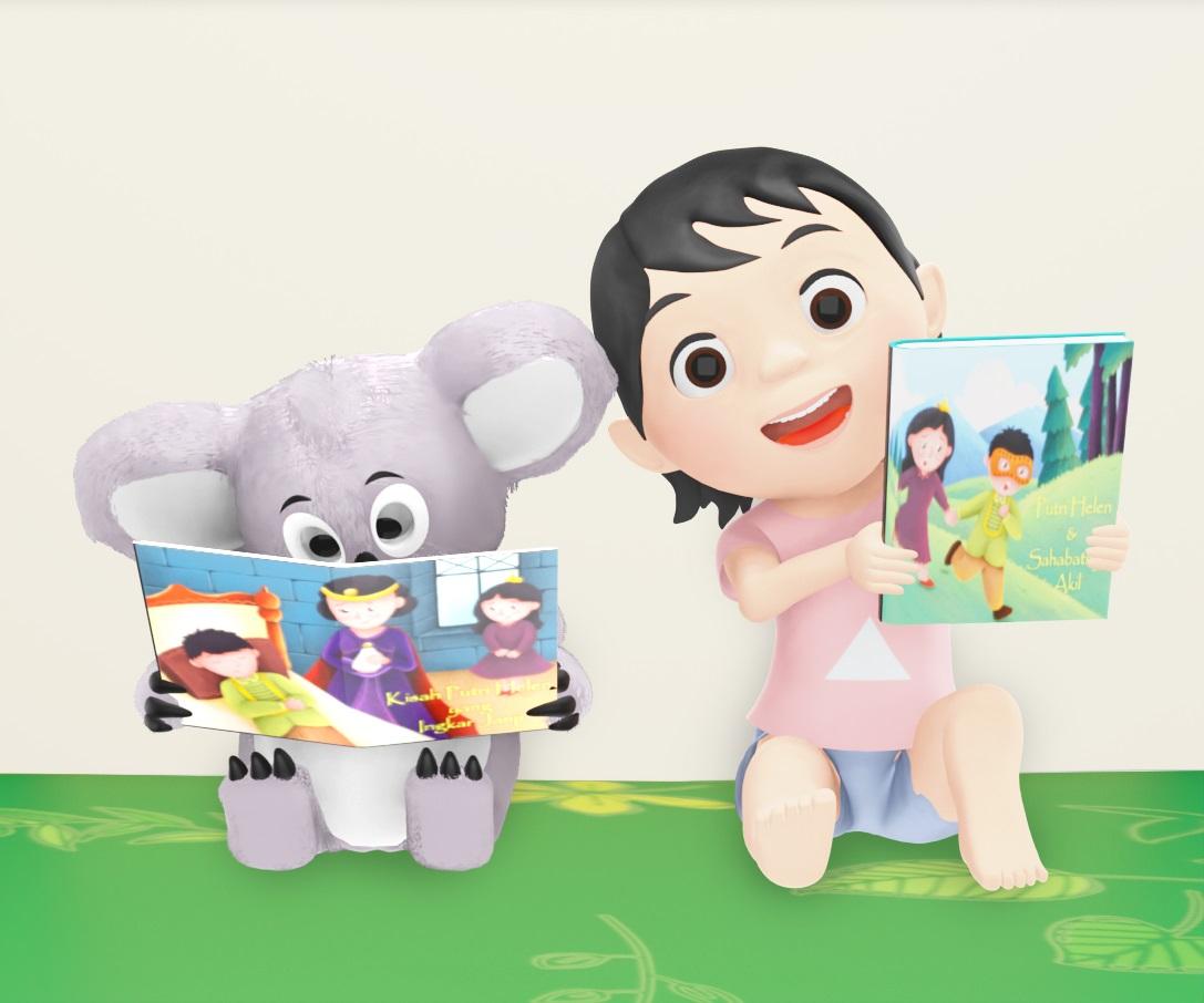 Hoala dan Koala 3D